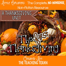 the thanksgiving a non fiction reading writing and