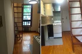 extremely small uws studio with loft bed wants 1 625 month