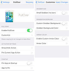 pullover lets you pin an app to your screen for easier multitasking