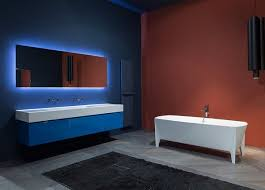 backlit mirror design ideas u2013 the best solution for your bathroom