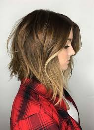 wedge one side longer hair best 25 long haircuts for women ideas on pinterest long