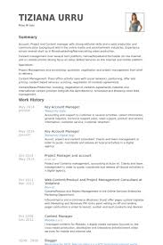 Resume Objective Account Manager Essaywhy I Want To Attend Esl University Essay Proofreading