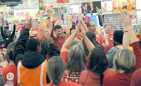 target employees black friday target to open doors at 9 p m on thanksgiving for black friday guests