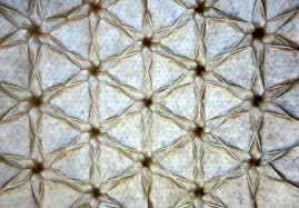 moorish stars crease pattern u2013 origami tessellations
