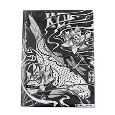 amazon com books yuelong japanese koi design
