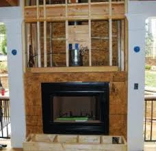 Screen Porch Fireplace by Fireplaces In Porches Professional Deck Builder Fireplaces