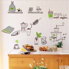 Cafe Kitchen Decor by Popular Wall Sticker Cooking Buy Cheap Wall Sticker Cooking Lots
