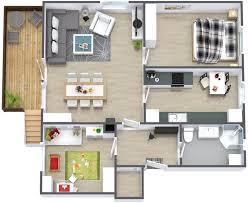 Two Bedroom Floor Plans House A U2013 Bedroom D Apartment Floor Plans Design Ideas Inspirations