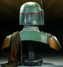 sideshow collectibles boba fett bust