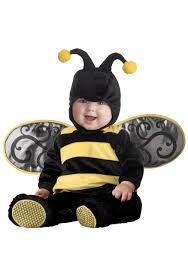 halloween costumes for newborns 0 3 months baby bumble bee costume