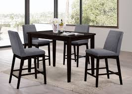 bar height dining room table sets counter height dining sets you ll love wayfair