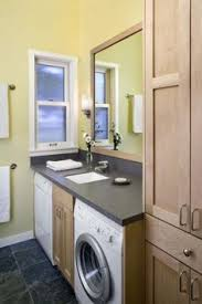 Bathroom And Laundry Room Floor Plans - washer dryer under the bathroom counter no shitty little vanity