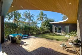 u shaped house for indoor outdoor living digsdigs