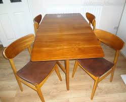 atlas chairs and tables antiques atlas mid century 1960s table chairs