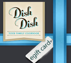 gift card organizer gift card for foodies online recipe organizer gift