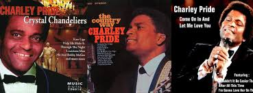 Crystal Chandeliers Charlie Pride Charley Pride A Living Legend Caribbean Community Live