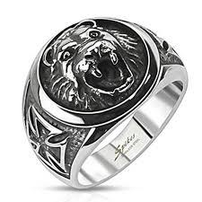 urban lion ring holder images Biker rings bodycandy jpg