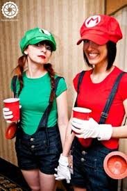 Mario Halloween Costumes Girls Cosplay Geek Girls U0026 Cosplay Cosplay Geek Girls