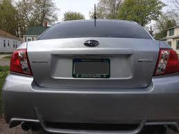 2010 subaru impreza wrx premium spt 2012 wrx sedan debadge nasioc