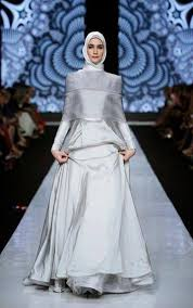 gaun muslim inspirasi gaun muslim modern debusana fashion