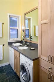 bathroom laundry room ideas best 25 small washer and dryer ideas on small laundry
