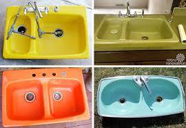 Kitchen Sink On Sale Brightly Colored Kitchen Sinks Door Sixteen
