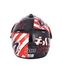 red motocross helmet thh hazard red motocross helmet buy thh hazard red motocross
