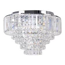 Debenhams Ceiling Lights Debenhams Home Collection Flush Tiered Ceiling Light