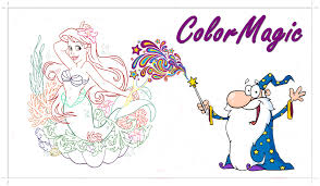 fun ariel the little mermaid coloring picture let u0027s color in