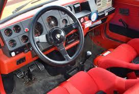 renault alpine a310 interior renault 5 turbo 1980 francja giełda klasyków
