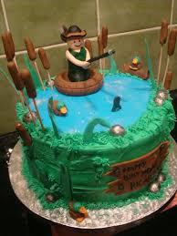 43 best books images on pinterest fishing cakes printable