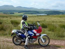 honda xrv africa twin xrv 750 2 up on a long trip horizons unlimited