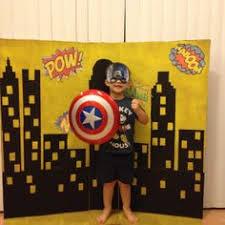 Superhero Photo Booth Super Hero Photo Booth Perfect For Batman By Nolimitcrafts1 Dan