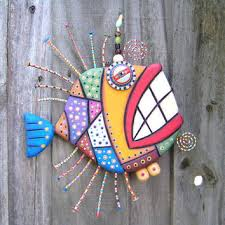 wooden fish wall decor wall decoration ideas