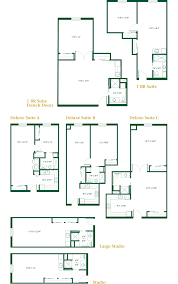 floor plan doors personal care providence place