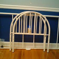 Metal Frame Toddler Bed White Find More White Cosco Metal Toddler Bed Frame And Mattress For