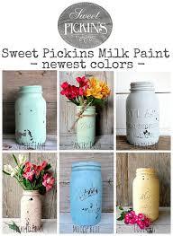 sweet pickins milk paint color zinc