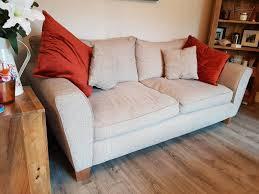 Scs Laminate Flooring Scs Lois 3 Seater Sofa Standard Back In Eccleston Merseyside