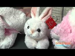 stuffed bunnies for easter easter stuffed animals from