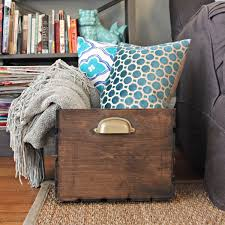 storage for blankets in living room living room ideas