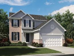 the estates at brookmere new homes in matteson il 60443