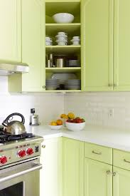 white and yellow kitchen design ideas