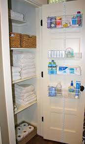 how to organize your linen closet at home with ashley