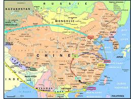 Shanghai China Map by Shanghai Hong Kong Map Shanghai To Hong Kong Map China
