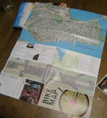 Maps Portland Maine the vigorous north portland maine bike map