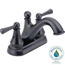 delta kitchen faucets bronze bathroom bronze bathroom faucet to set the tone for your bathroom