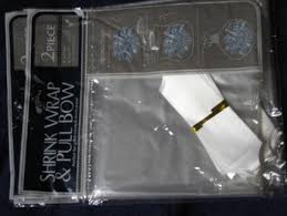 shrink wrap bags with pull bows free lot of 5 shrink wrap bags and pull bows 2pack other