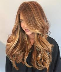 Caramel Hair Color With Honey Blonde Highlights 60 Stunning Shades Of Strawberry Blonde Hair Color Caramel Hair