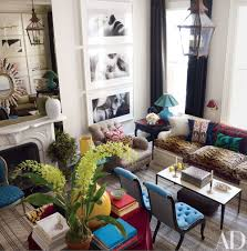 How To Decorate Your Livingroom Eclectic Glamorous Interiors By Bilhuber And Associates Photos