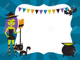 cute halloween background images a illustration of 1960s retro inspired cute halloween witch theme